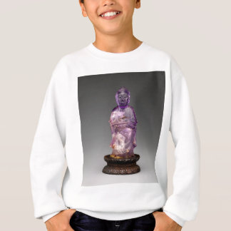 Seated Buddha - Qing dynasty (1644–1911) Sweatshirt