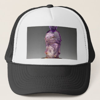 Seated Buddha - Qing dynasty (1644–1911) Trucker Hat