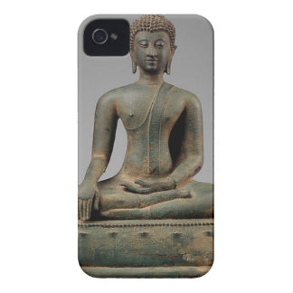 Seated Buddha - Thailand iPhone 4 Cover