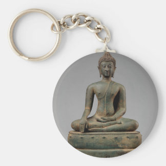 Seated Buddha - Thailand Key Ring