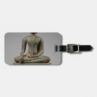 Seated Buddha - Thailand Luggage Tag