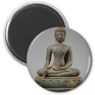 Seated Buddha - Thailand Magnet