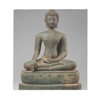Seated Buddha - Thailand Notepad