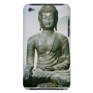 Seated Sakyamuni Buddha from Ch'ungung-ni (iron) iPod Touch Cases