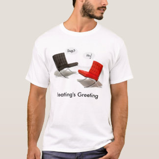 Seating's Greeting Mod T-Shirt