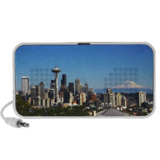 Seattle and mount rainier iPhone speaker