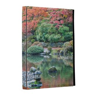 Seattle, Arboretum Japanese Garden iPad Folio Covers