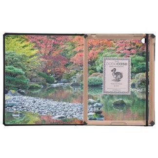 Seattle, Arboretum Japanese Garden iPad Cover