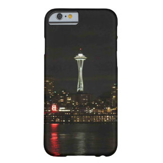 Seattle at Night Barely There iPhone 6 Case