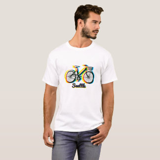Seattle Bike T-Shirt