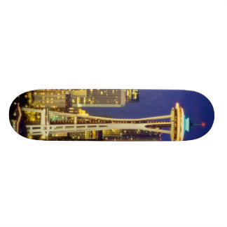 Seattle by lensgerrit skateboard