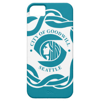 Seattle Flag Case For The iPhone 5