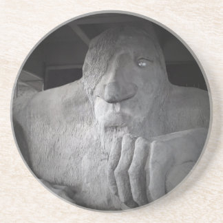 Seattle Fremont Troll Coaster