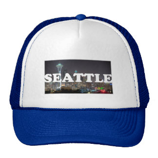 Seattle Memorabilia Gift Hat Cap