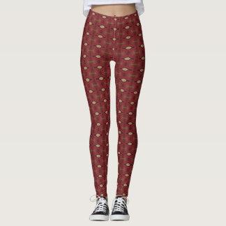 Seattle Pattern Leggings