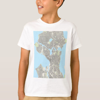 Seattle Playing Cards T-Shirt