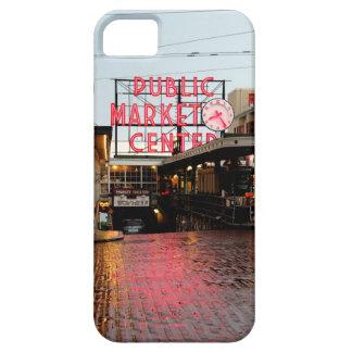 Seattle Public Market iPhone 5 Cover