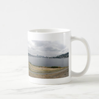 Seattle Skyline from Gasworks Park Coffee Mug