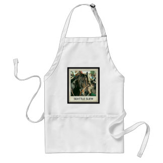Seattle Slew Thoroughbred 1978 Standard Apron