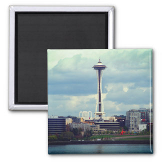 Seattle Space Needle Magnet
