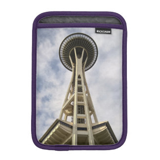 Seattle Space Needle Rickshaw iPad Mini sleeve