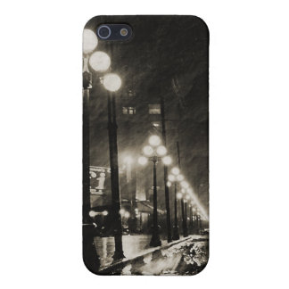 Seattle Street iPhone 5/5S Case