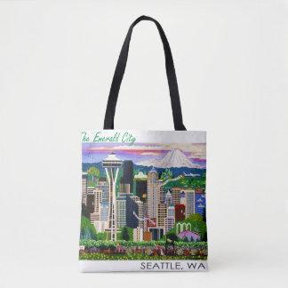 Seattle Tote Fun!