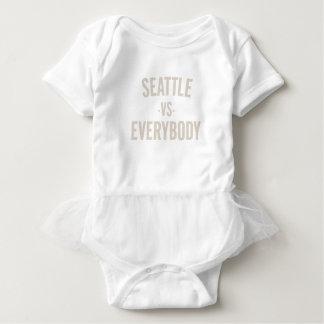 Seattle Vs Everybody Baby Bodysuit