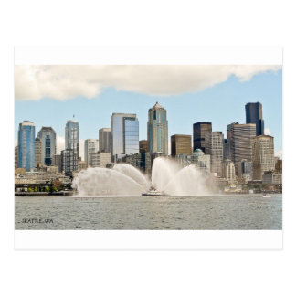 Seattle, WA Post Cards