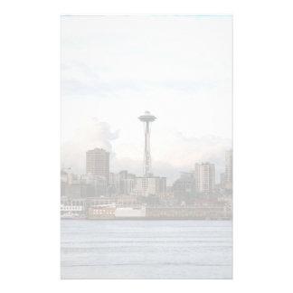 Seattle Washington Personalised Stationery