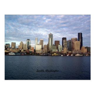 Seattle, Washington Postcard