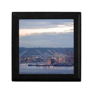 Seattle Waterfront Gift Box