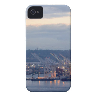 Seattle Waterfront iPhone 4 Cover