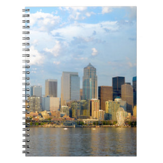 Seattle Waterfront Notebook