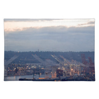 Seattle Waterfront Placemat