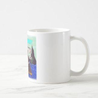 Seaweed on Neptune Coffee Mug