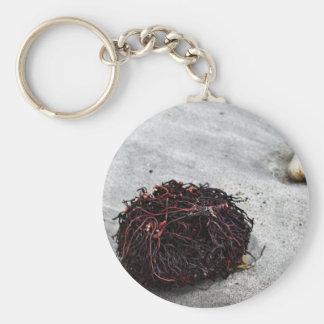 Seaweed Roots Key Ring