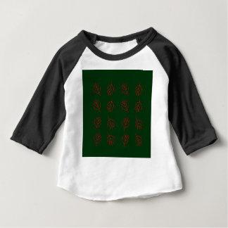 Seaweeds green baby T-Shirt