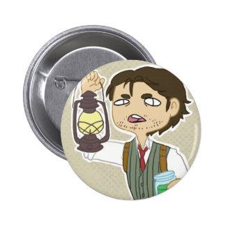 Sebastian Castellanos 6 Cm Round Badge