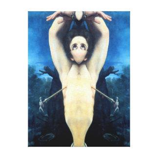 Sebastian Stretched Canvas Prints