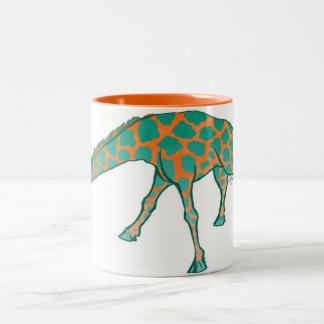 Sebastian the Giraffe Mug