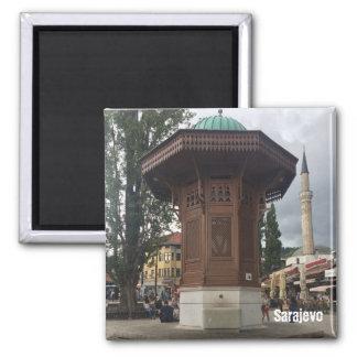 Sebilj in Sarajevo Magnet