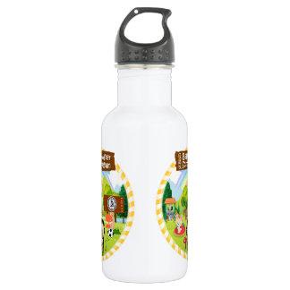 SEBRSD B/ASP Reusable Bottle