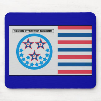 Secession Flag used by Florida - January 10, 1861 Mouse Pad