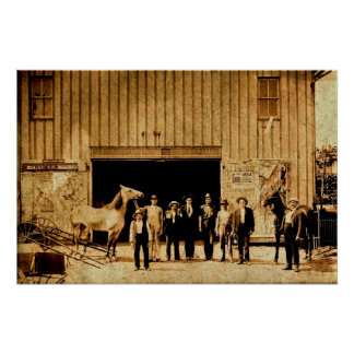 Sechrist Whiskey Distillery, York, Pennsylvania Poster