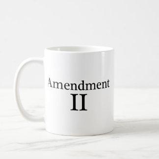 Second Amendment Apparel Mug