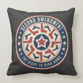 Second Amendment Cushion