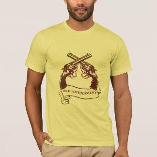 second amendment guns T-Shirt