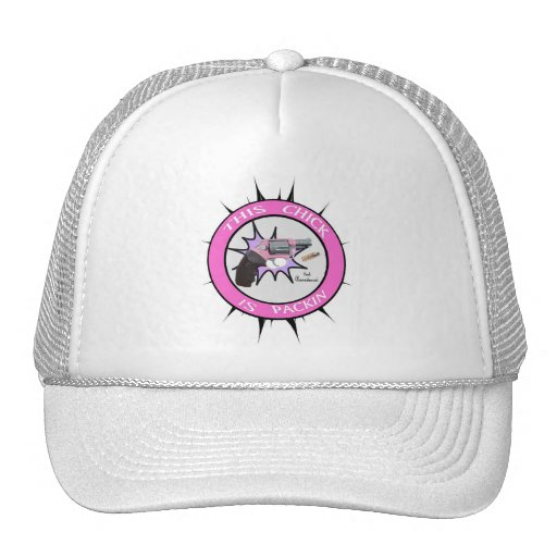 Second Amendment Hat for the Ladies