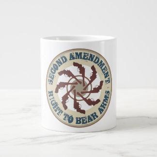 Second Amendment Jumbo Mug